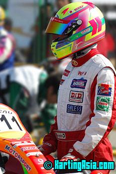 Karting Sponsorship