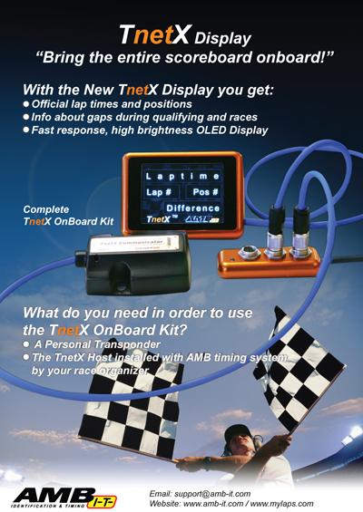 AMB TnetX Display