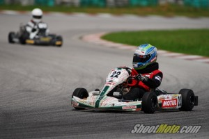 Jon Lee MicroMax Rotax Invitational