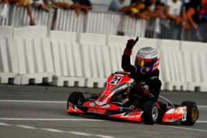 Luqman Hakim Wins MicroMax