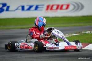 Yasuo Senna Iriawan Grabbed KF3 Pole Position