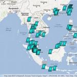 Track Database Maps
