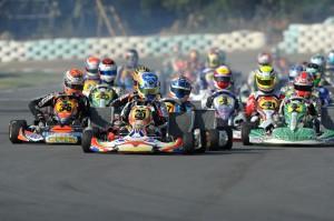 KF1 Race 2 Start - Photo CIK/KSP