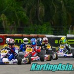 Ang Kok Wee leads the DD2 linal start