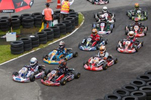 Cadet at SKC Round 1 - Photo © Phil Askey